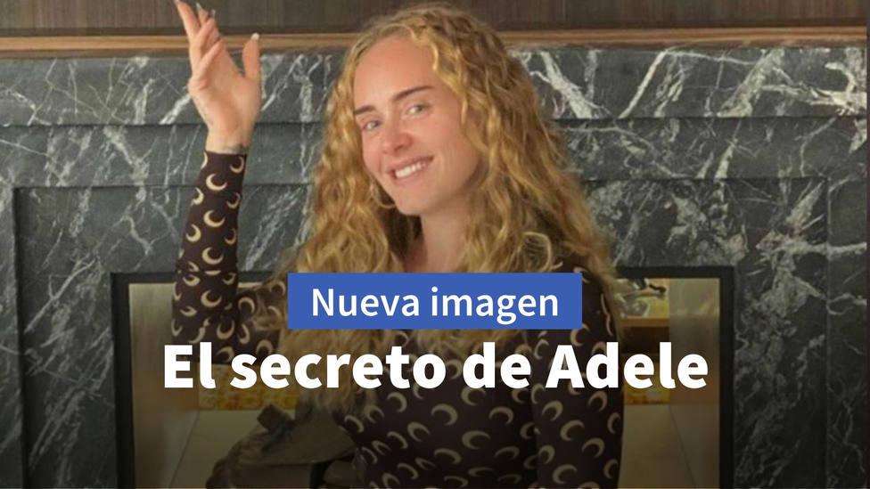 El secreto alimenticio detrás de la última imagen de Adele