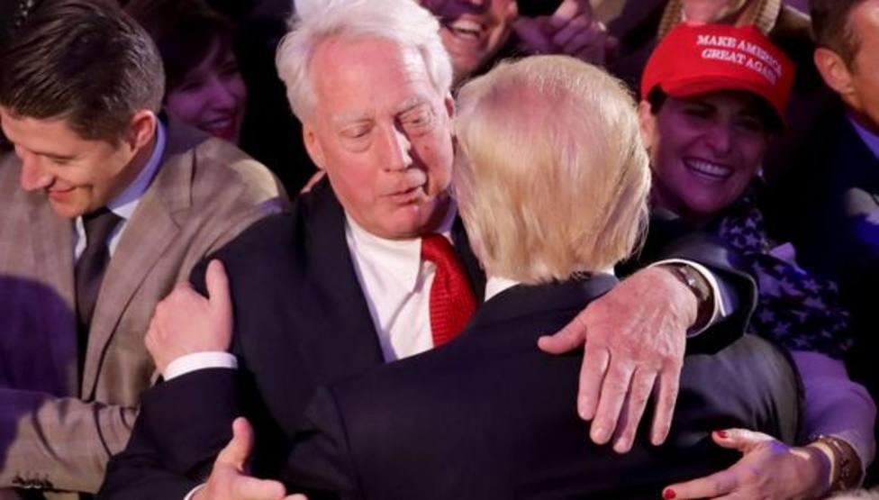 Muere el hermano menor del presidente de EEUU Donald Trump