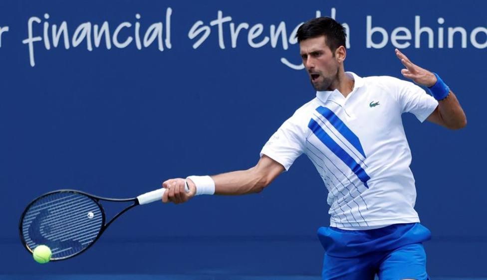 Djokovic priva a un gran Bautista de la final en Cincinnati