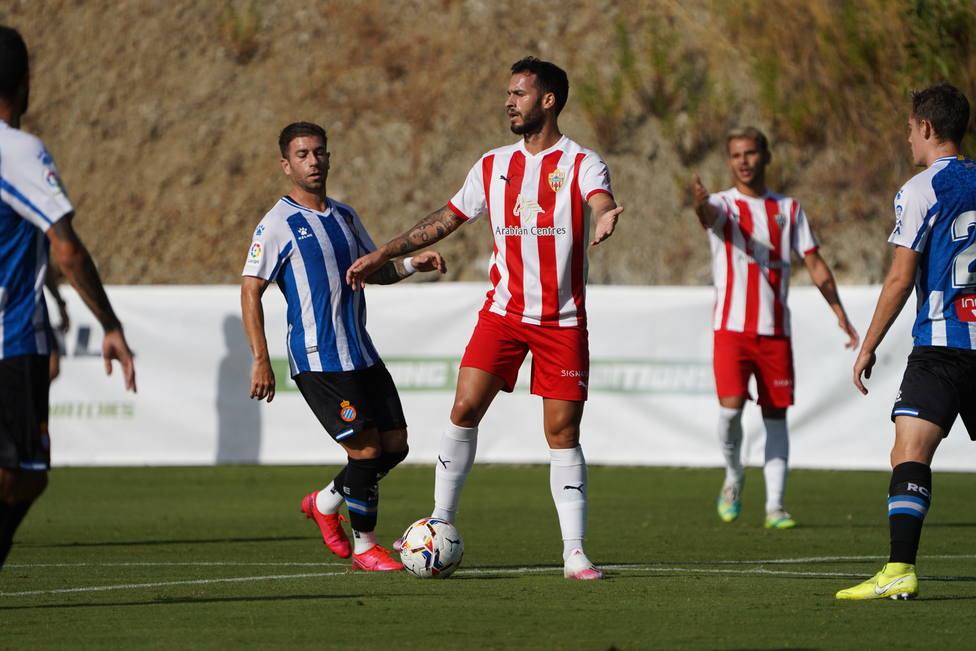 UDA-Espanyol (0-4) en Marbella