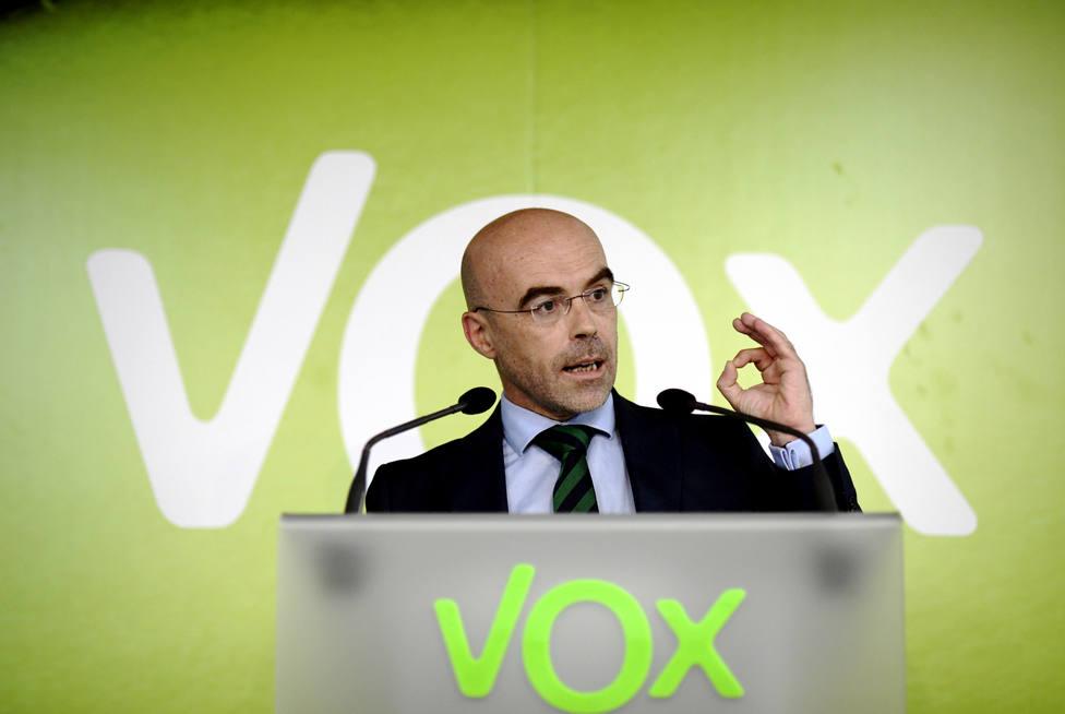 Vox considera que la suspensión del desfile del 12 de octubre en Madrid es para evitar abucheos a Sánchez