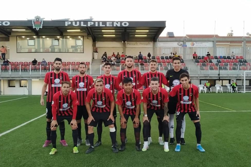 El Atlético Pulpileño, golea al Lorca CF Base División de Honor