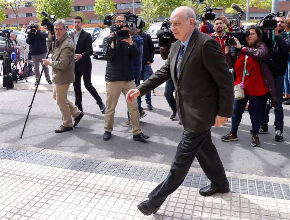 El exministro de Interior Jorge Fernández Díaz