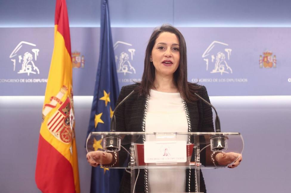 Inés Arrimadas dice que analizará los Presupuestos y reafirma su voluntad de negociarlos de verdad