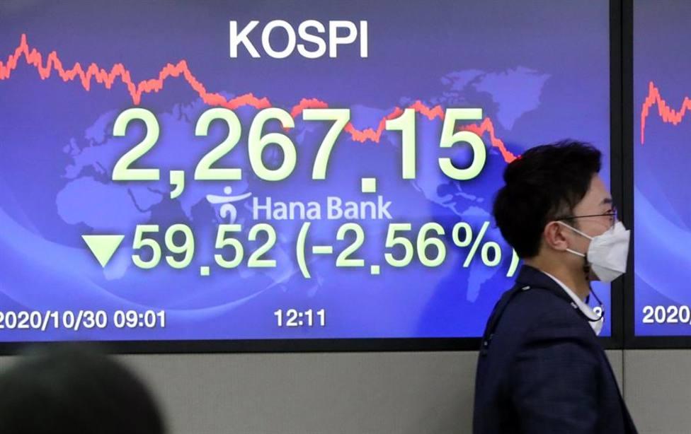 La Bolsa cierra una semana realmente aciaga en la que ha perdido más de un 6 por ciento
