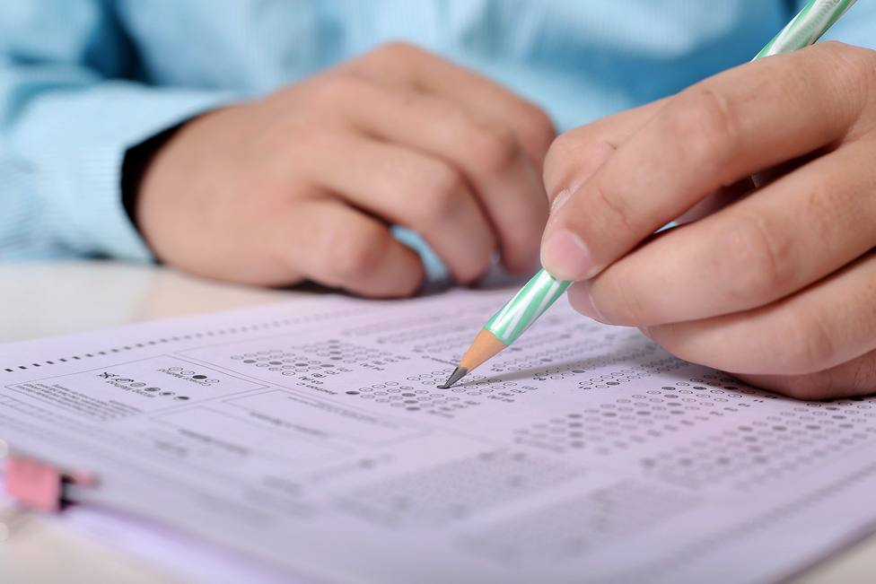 Examen ortografía
