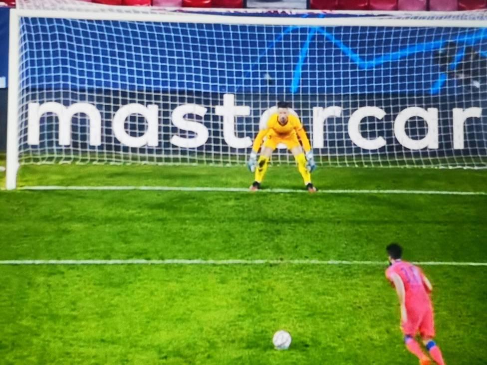Alfonso Pastor, el portero cordobés de 20 años que se estrena con el Sevilla FC… en Champions