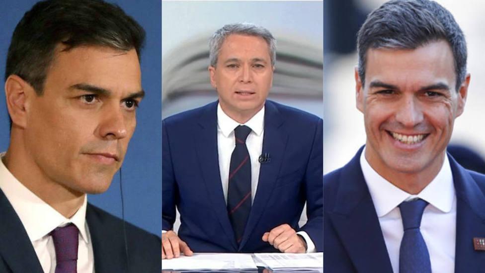 Vicente Vallés destapa las dos caras de Sánchez con una sola frase: Él lo aseguraba