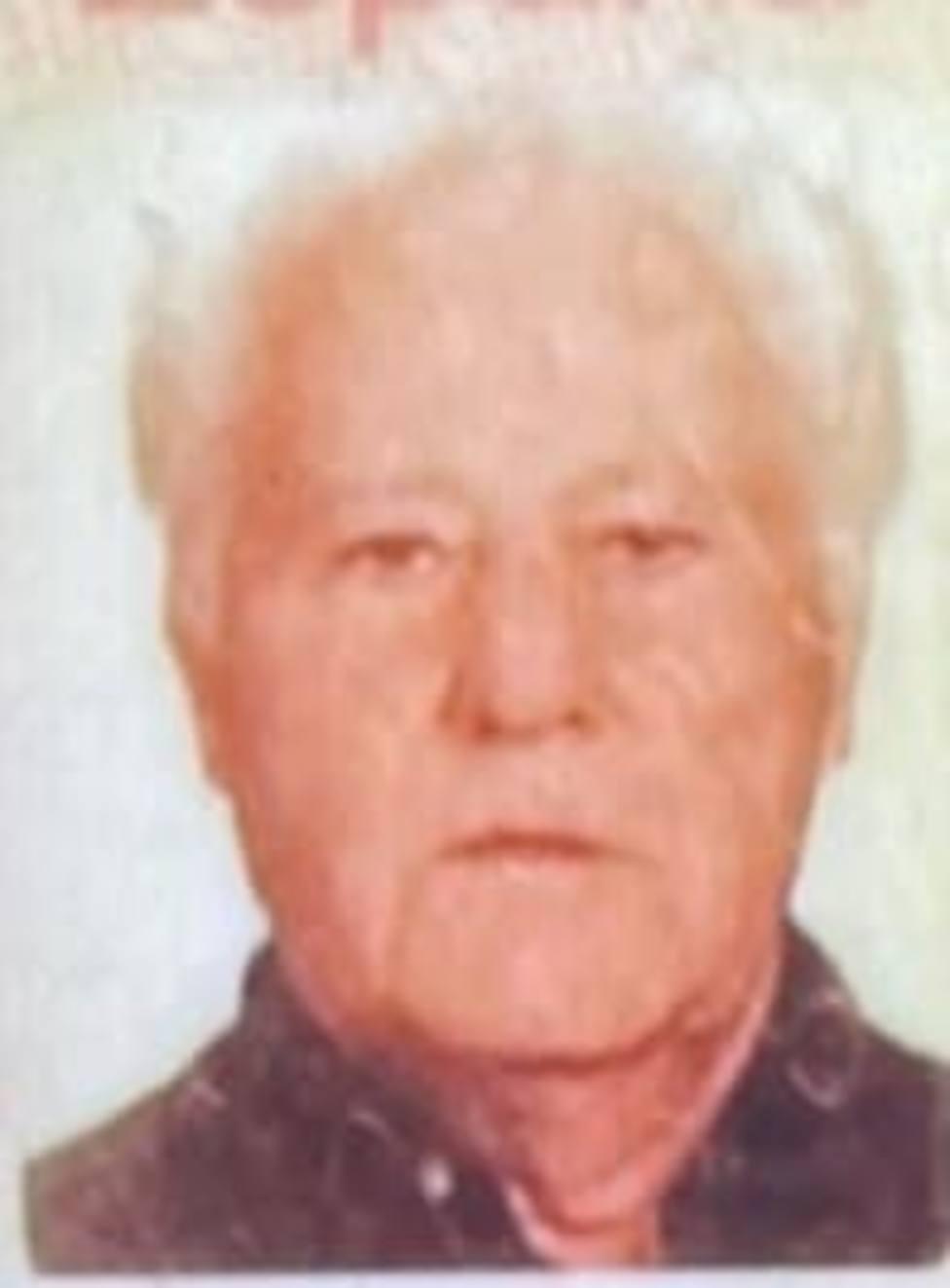 Antonio García - desaparecido de Vilamartín de Valdeorras