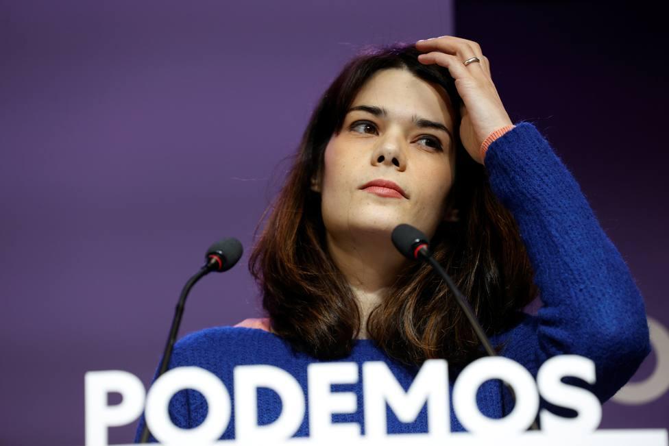 Isa Serra asegura que no le sorprendería ver algo similar al asalto al Capitolio por seguidores de Vox