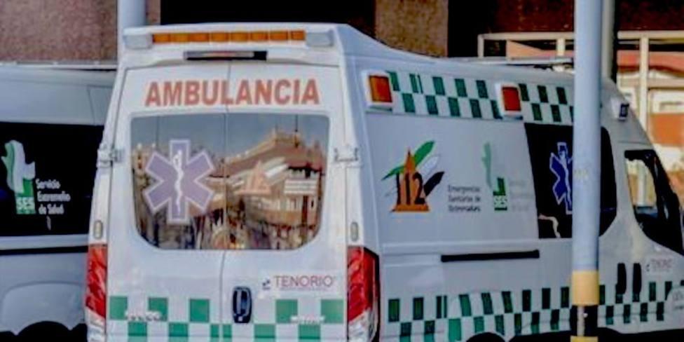 La caída masiva de telefonía dejó a las ambulancias de Cáceres incomunicadas durante dos horas