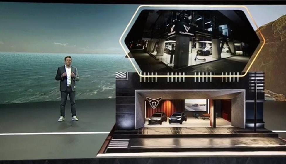 Motor.- Cupra desvela el nuevo Formentor VZ5 en el tercer aniversario de la marca