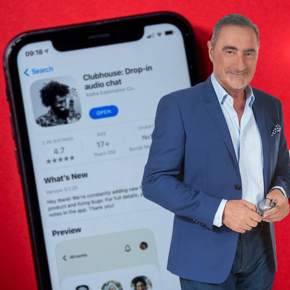Herrera se suma a Clubhouse, la app de la que todo el mundo habla