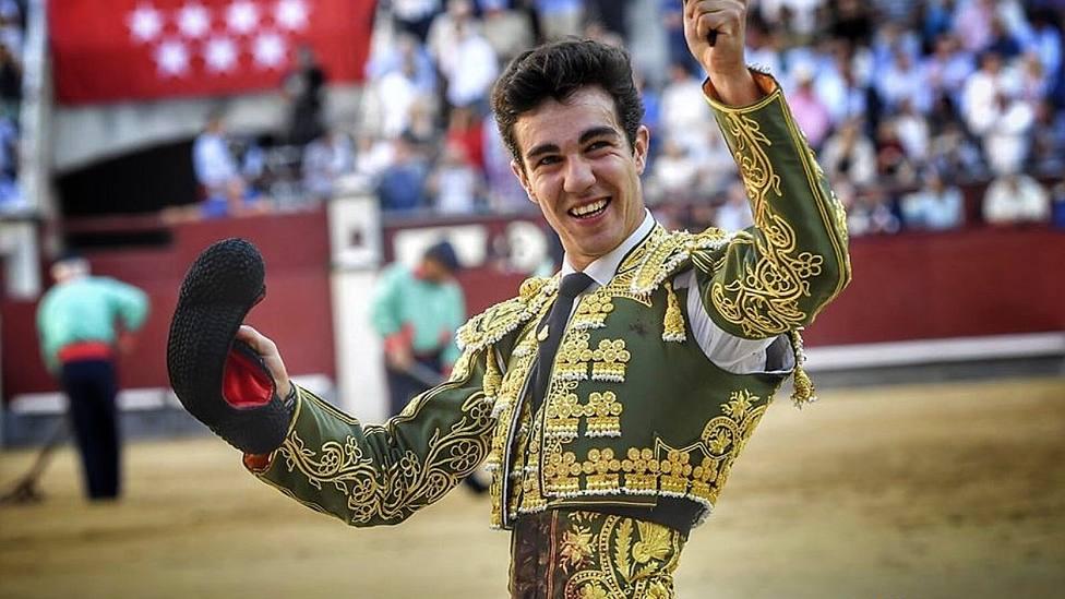 Tomás Rufo inicia la temporada 2021 estrenando nuevo acuerdo de apoderamiento
