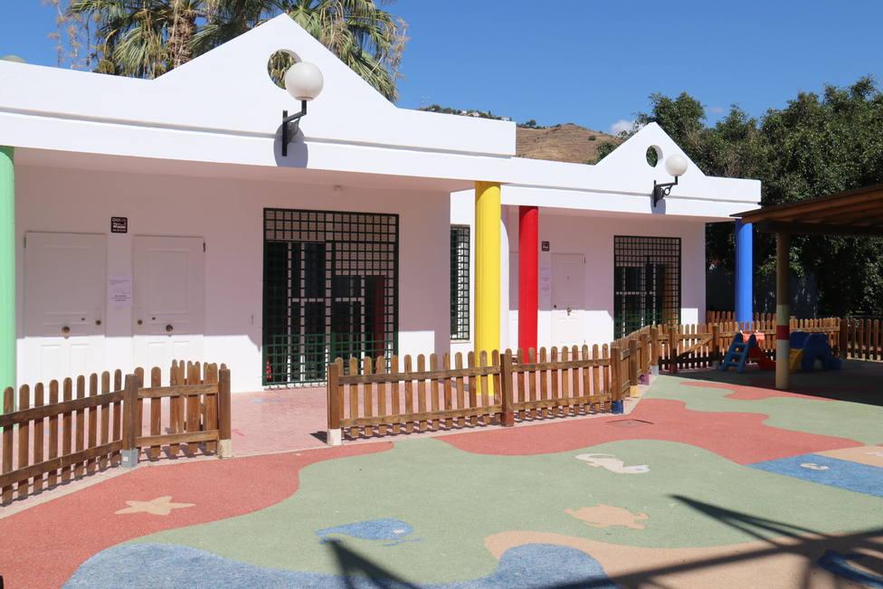 Las Escuelas Infantiles Municipales de Almuñécar ofertan 162 plazas de 0 a 3 años para el próximo curso