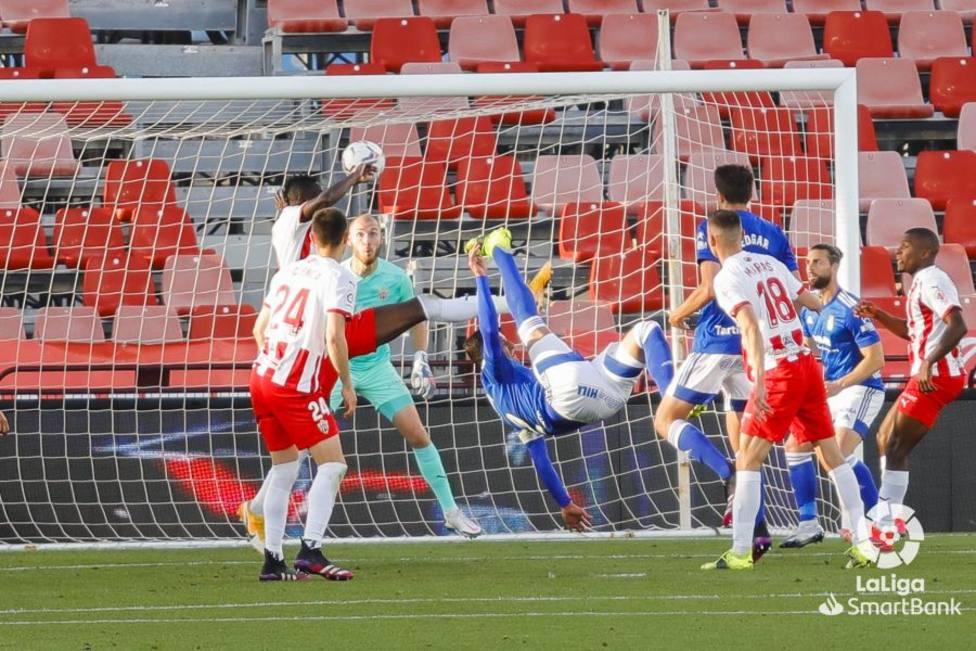 UD Almería-Real Oviedo (2-2): Por el miedo a equivocarnos