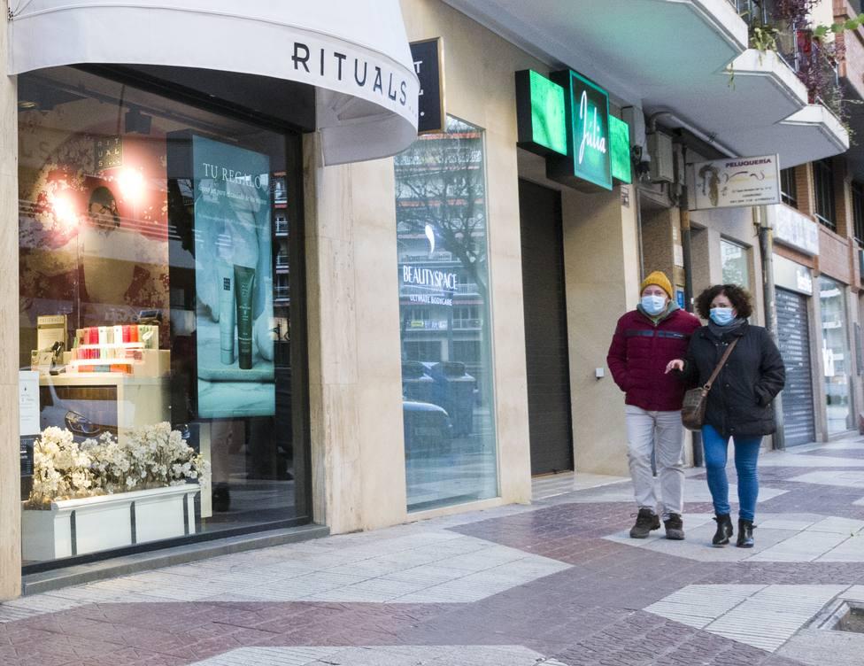 El avance del coronavirus en La Rioja por municipios: Aumentan casos en Logroño, descenso en Calahorra