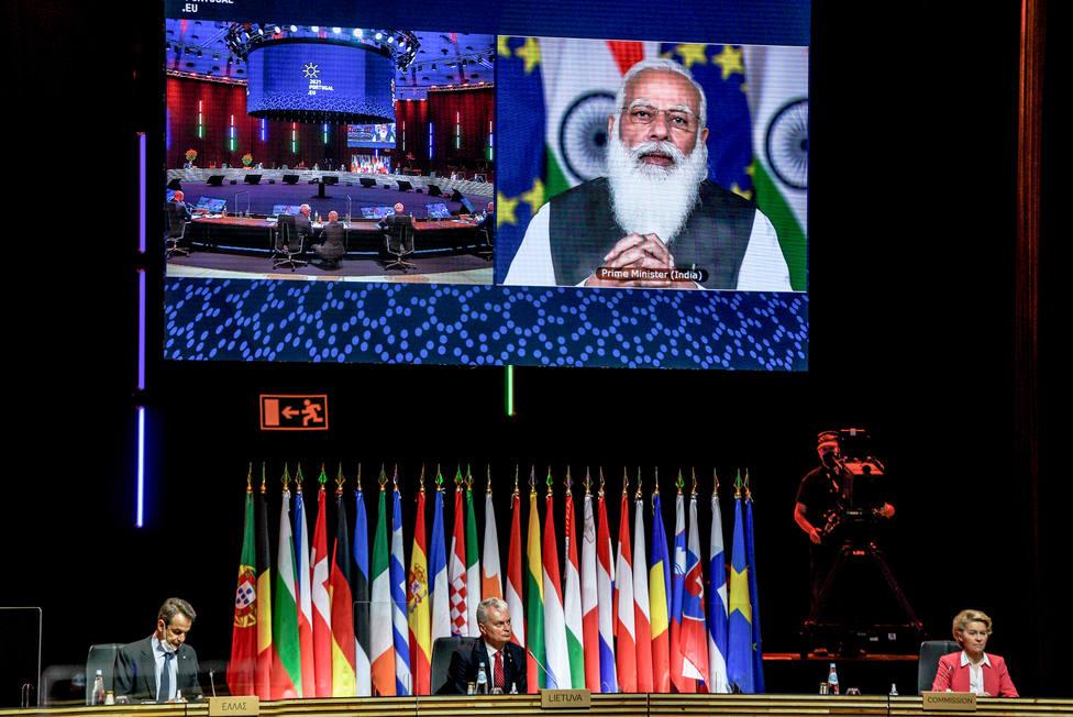 El primer ministro de India no viajará a la cumbre del G7 en Reino Unido por la situación del país