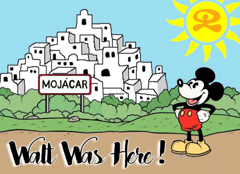 Nace la asociación Walt was here, que reivindica la teoría de que Walt Disney nació en Mojácar
