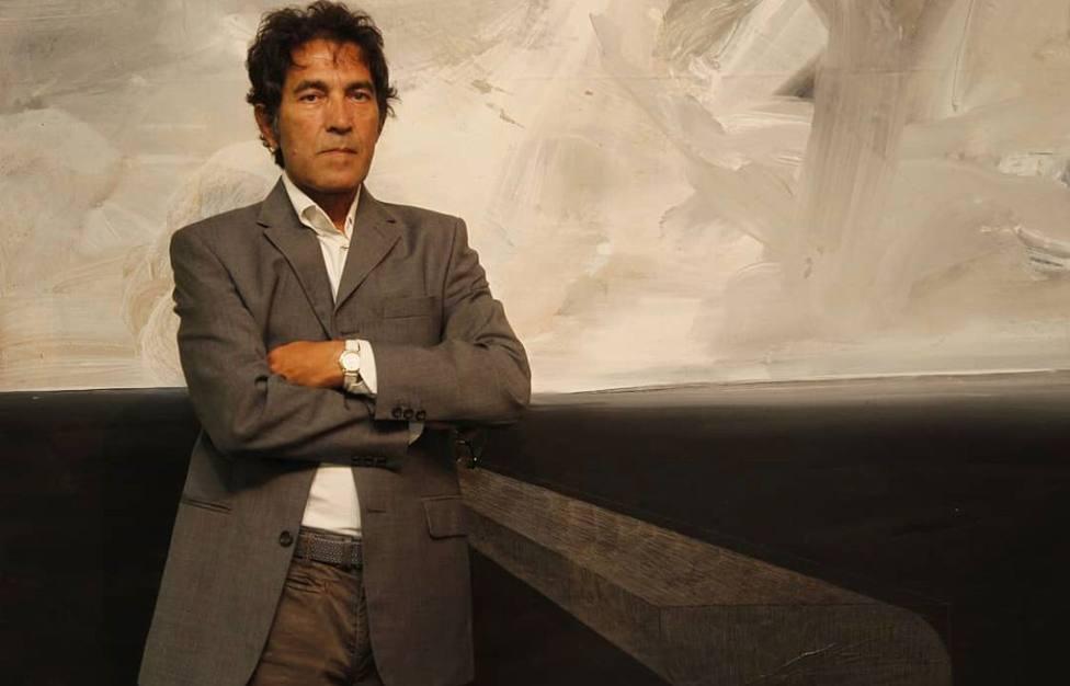 El artista italiano Salvatore Garau
