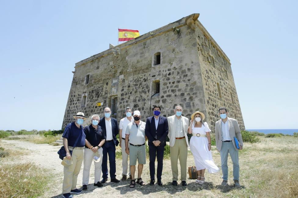 Plantean recuperar la Torre San José de Tabarca para uso museístico y medioambiental