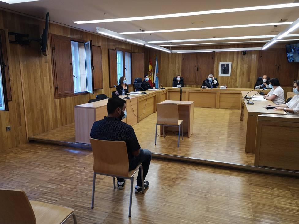 El juicio comenzó hoy en la Audiencia Provincial de Lugo