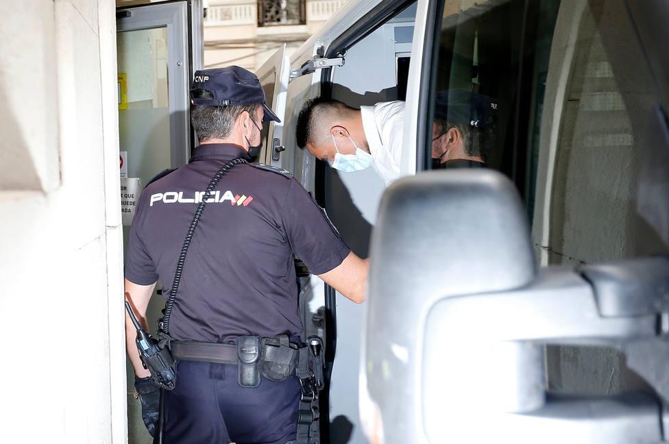Condenas de entre 14 y 18 años a los 4 acusados de la manada de Callosa
