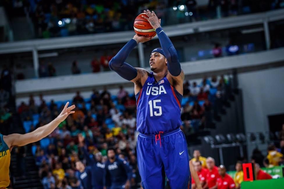 Baloncesto/NBA.- Carmelo Anthony se une al nuevo proyecto de los Lakers