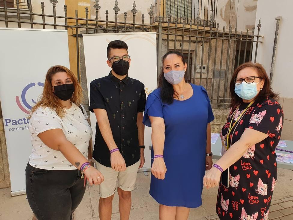 Lorca pone en marcha campaña prevención y sensibilización para conseguir feria libre de violencia sexista
