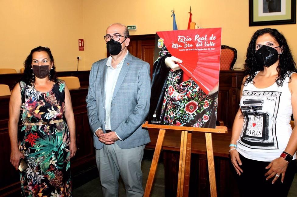 Pasión Vega, Paco Candela y Marisol Bizcocho actuarán en la Feria del Valle de Lucena