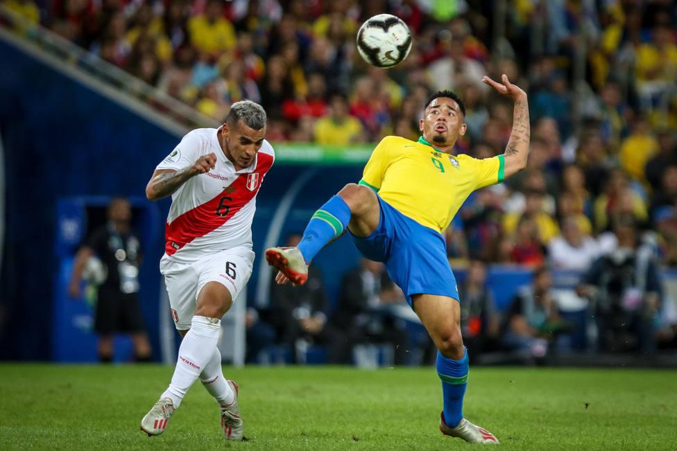 Gareca admite superioridad brasileña pero dice que Brasil llegó descansada