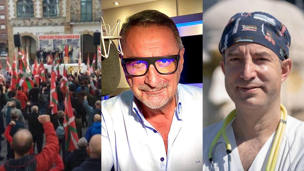 El comentario de Herrera sobre el odio en el País Vasco, entre lo más leído de este lunes