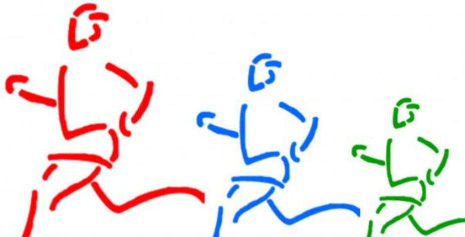 Diversión y deporte, en Fit Run COPE