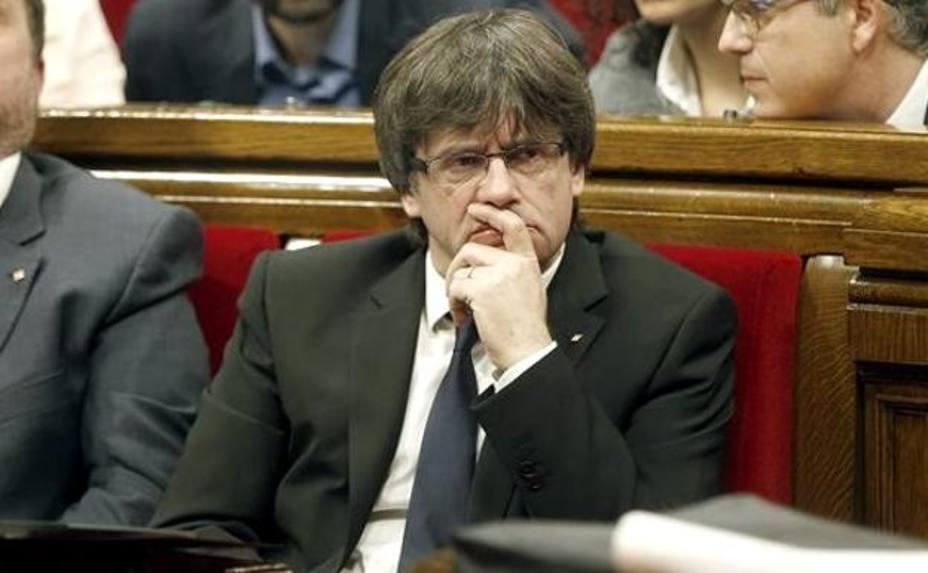 El expresidentpermanecerá bajo control de las autoridades alemanas