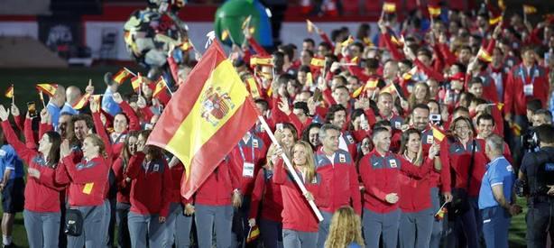 TV3 se excusa por mostrar banderas españolas durante una retransmisión