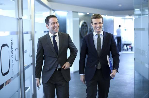 García Egea (PP) avanza que buscarán que el hipotecado no pague el impuesto pese a la sentencia del Supremo