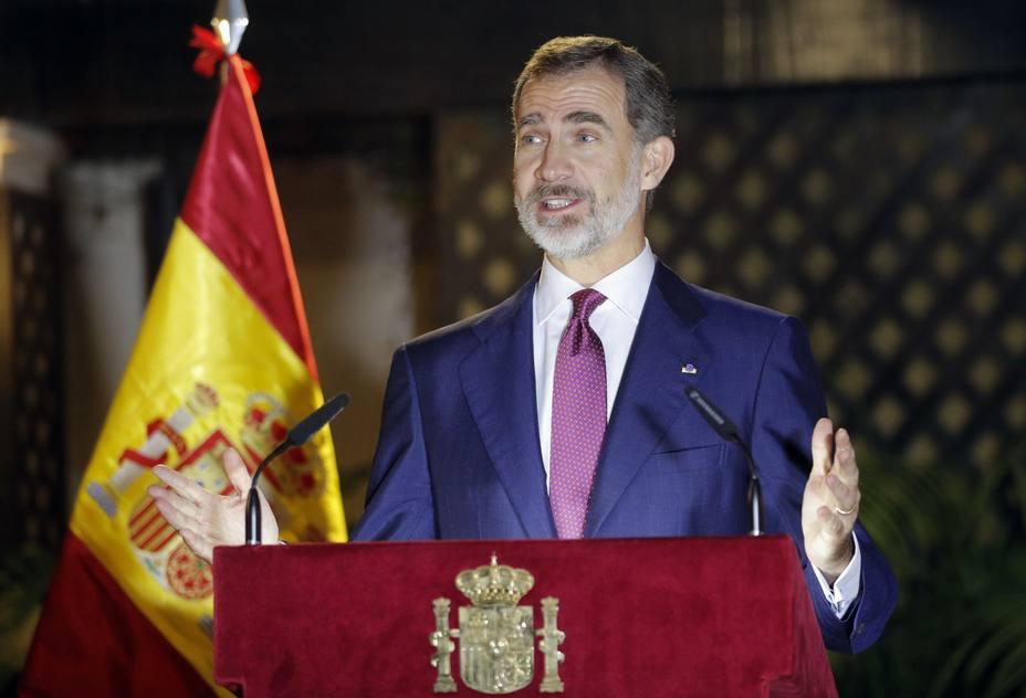 Felipe VI: La Constitución sitúa a España entre los países más avanzados