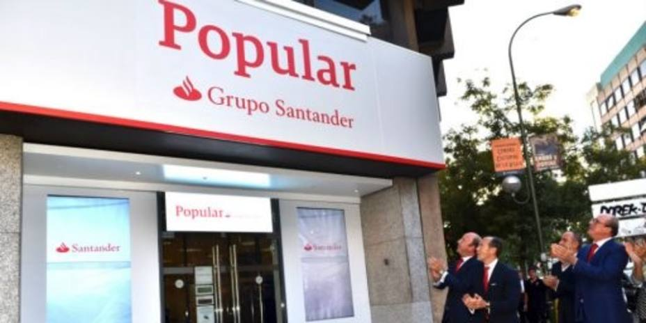 Del Valle y Pimco defienden la legitimidad del juez de EEUU para pedir a Santander documentación de Popular