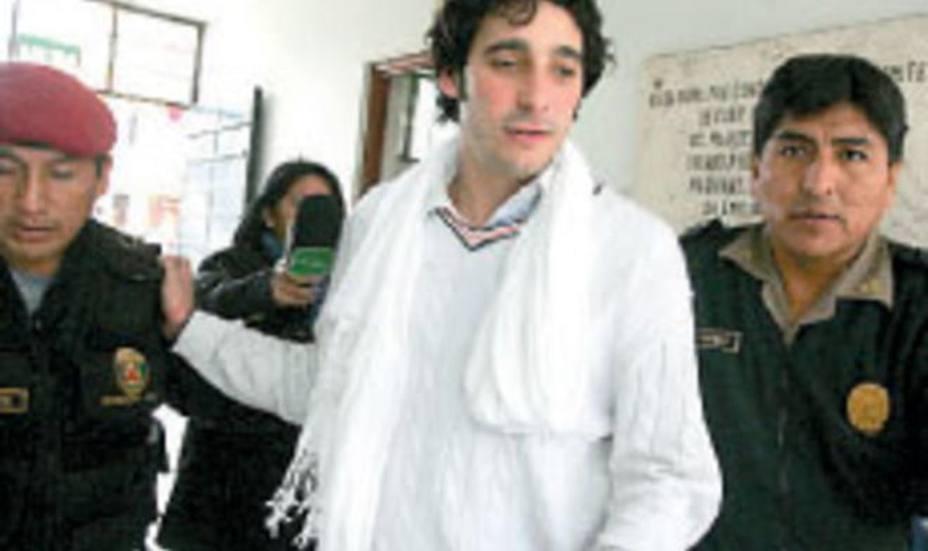 El empresario español autodenominado Príncipe de Asturias, detenido en Colombia por presunto narcotráfico