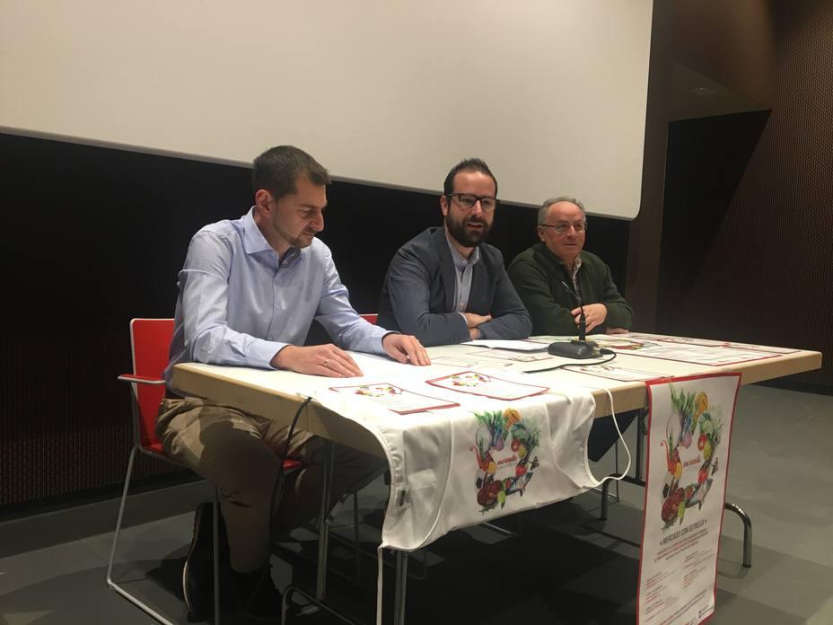 Mercado con estrella reúne a chefs y profesionales del deporte en la segunda edición