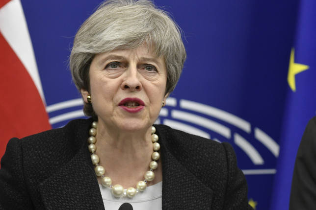 El Parlamento británico vuelve a rechazar el acuerdo del Brexit pese a los ajustes de última hora