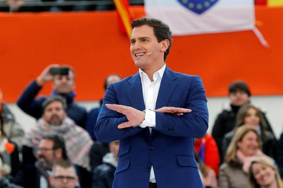 Rivera no descartaría gobernar con Vox, aunque advierte: Hay cosas de ellos que no imagino en un ministro