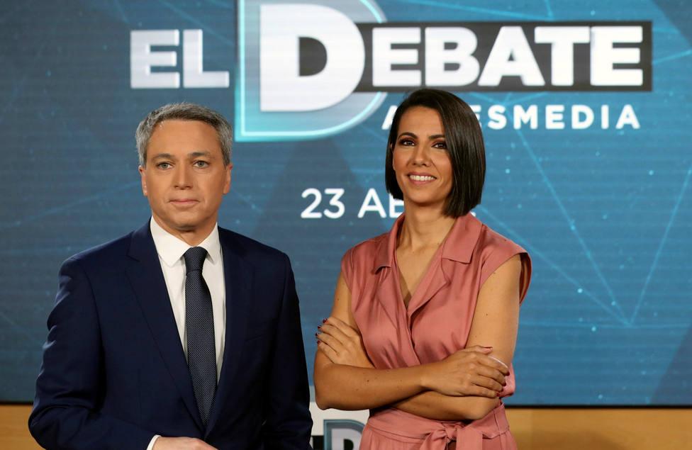 La Junta Electoral Central impide a Atresmedia celebrar el debate con Vox