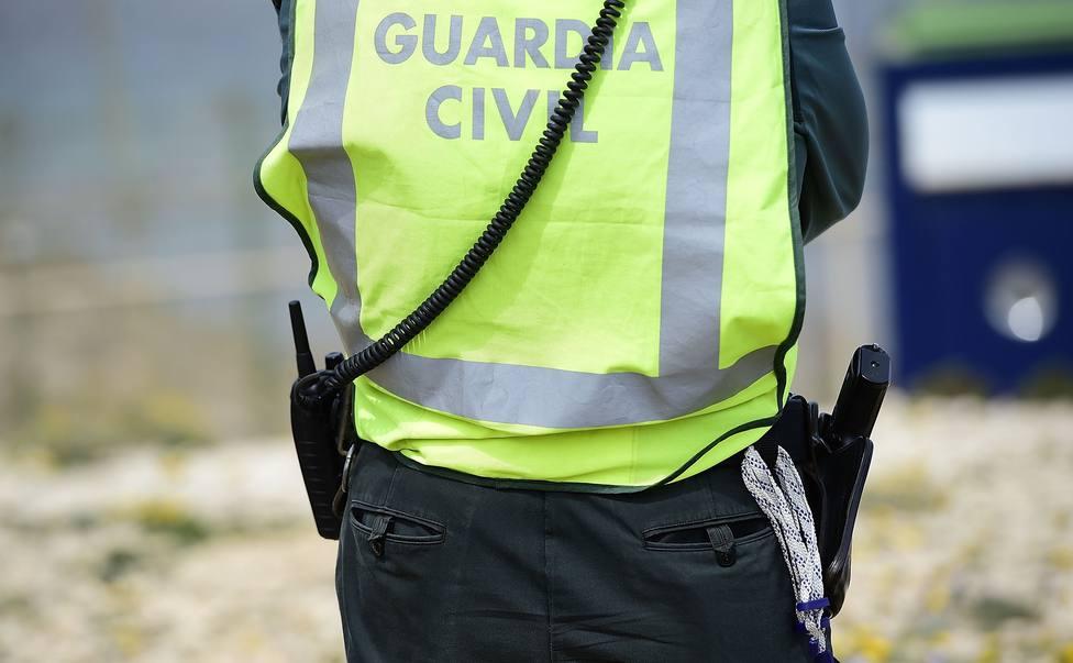 Foto de archivo de la Guardia Civil - FOTO: Europa Press