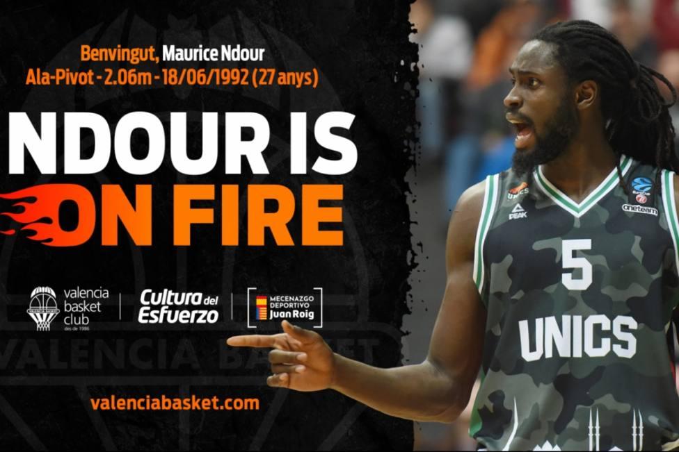 Maurice Ndour.