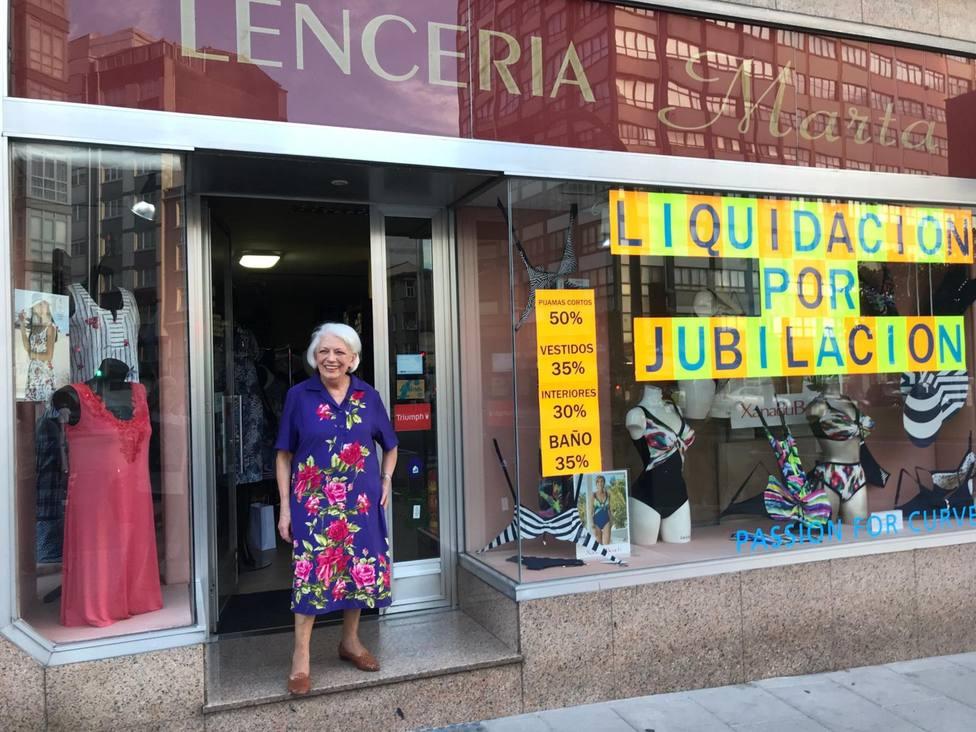 Se jubila la mujer con más años cotizados de España y su pensión no llegará ni a mil euros
