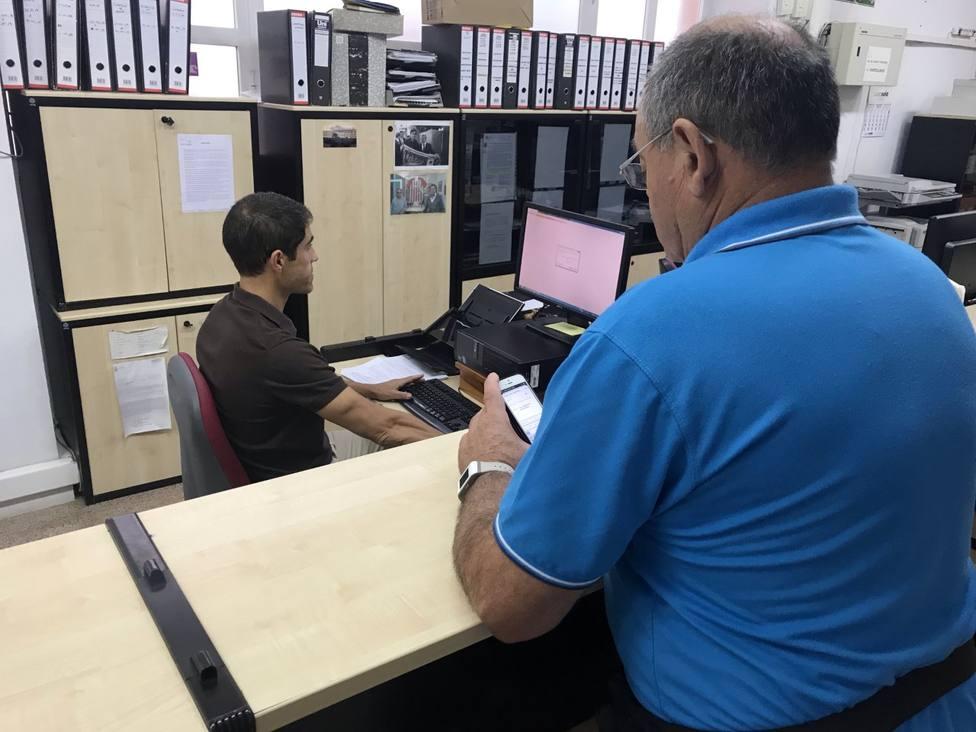 Ya está en marcha la Oficina de Registro de certificados digitales en el Ayuntamiento de Puerto Lumbreras
