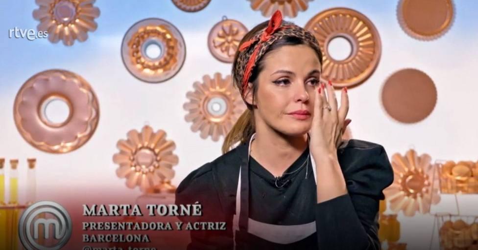 La dureza del tono utilizado por Pepe Rodríguez contra Marta Torné indigna a la audiencia de Masterchef