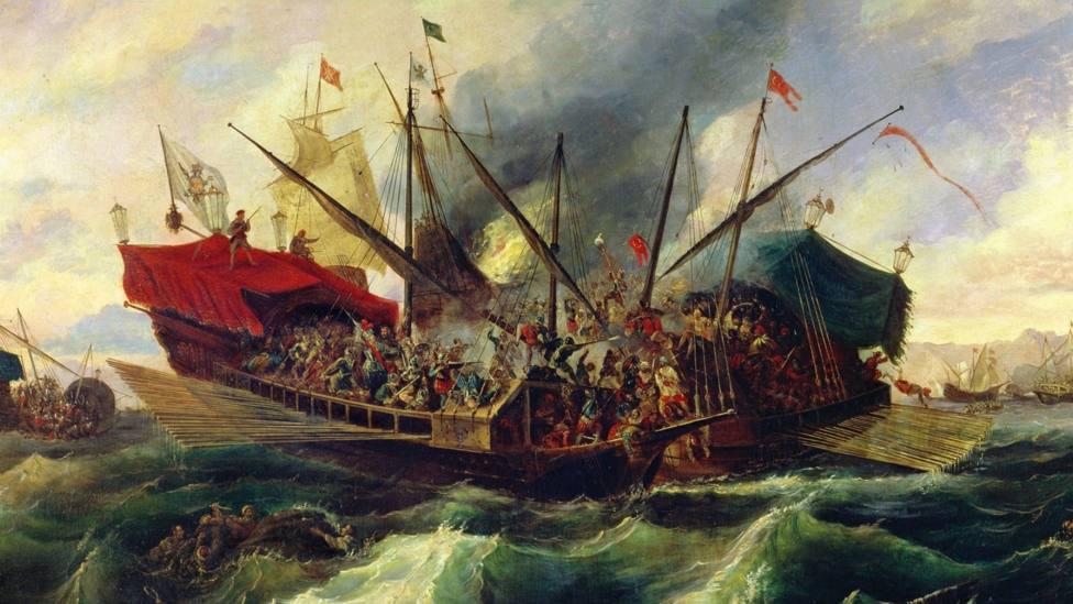 Lepanto: La batalla histórica contra los turcos que se ganó rezando el rosario