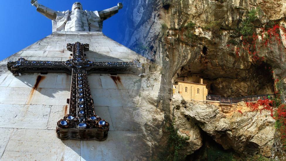 La historia de la Cruz de la Victoria, un símbolo para los españoles